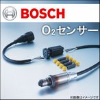 BOSCH ユニバーサルO2センサー[上流側] ウイングロード【型式:UA-WFY11 年式:01.11〜02.11 エンジン:QG15DE】
