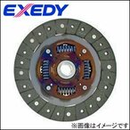 EXEDY クラッチディスク トヨタフォークリフト【型式:3FG15 年式:1972年7月〜 エンジン:4P 0.5-1.5T】