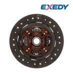 EXEDY クラッチディスク 小松フォークリフト【型式:FG20-8 エンジン:H20】