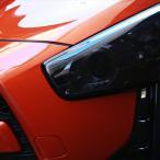 ヘッドライトカバー ダークスモーク コペン LA400K Robe X-PLAY共通 テイクオフ HLC0080