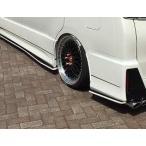 【80/85 ヴォクシー   シックスセンス】 ヴォクシー 80 ZS GRSPORT リアサイドフラップ メーカー塗分け塗装(艶あり黒)