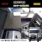 【サンボックス】 いすゞ ギガ 新型ギガ センターコンソール B コンソール テーブル センターテーブル センター 収納 内装 収納ボックス サ