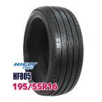 サマータイヤ ハイフライ HF805 195/55R16 91V