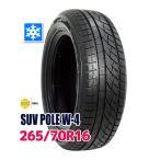 スタッドレスタイヤ MOMO(モモ) SUV POLE W-4 265/70R16 112H