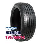 サマータイヤ MAXTREK MAXIMUS M1 195/60R16 89H