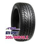 タイヤ ATR SPORT 205/40R18 86W サマータイヤ