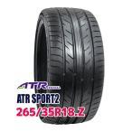 タイヤ ATR SPORT2 265/35R18 97W サマータイヤ