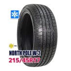 スタッドレスタイヤ 215/45R17 91V XL MOMO Tires NORTH POLE W-2