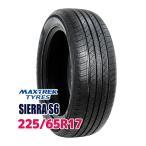サマータイヤ マックストレック SIERRA S6 225/65R17 102S