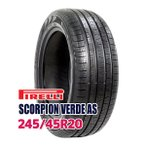 サマータイヤ PIRELLI SCORPION VERDE All Season 245/45R20 99V