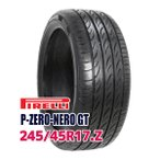 サマータイヤ PIRELLI PZERO-NERO_GT 245/45R17 99Y XL