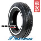 サマータイヤ レーダー RLT71.WSW 185R14 8PR 102/100Q