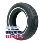 タイヤ TRAVELSTAR UN106 WSW 185/75R14 89S サマータイヤ