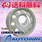 【4枚セット】LUMACA 13x4.5 +43 100x4 WHITE