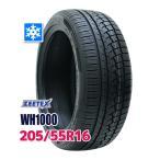 スタッドレスタイヤ ZEETEX WH1000 スタッドレス 205/55R16 91H