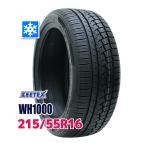 スタッドレスタイヤ ZEETEX WH1000 スタッドレス 215/55R16 97H XL