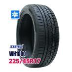ショッピングスタッドレスタイヤ スタッドレスタイヤ ZEETEX WH1000 スタッドレス 225/45R17 91H