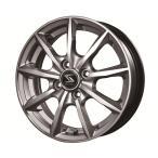 軽自動車用アルミホイール Strategy RX ストラテジーRX   14インチ 4.5J オフセット+45 4穴 PCD100
