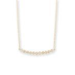 ショッピングネックレス ネックレス ダイヤモンド 11石 ペンダント レディース ダイヤ k10 10k 10金 k18 18k 18金 大人 女性 上品 シンプル ギフト プレゼント 「Wish 11stone」