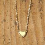 ショッピングハートゴールド ネックレス ハート レディース K18 ゴールド ハートネックレス 「Tina」