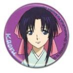 るろうに剣心 OVA 神谷 薫 1.25インチ 缶バッジ グッズ 約3.2cm 北米版