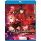 Fate/stay night Unlimited Blade Works 劇場版 BD 105分収録 北米版