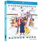 サマーウォーズ 劇場版 BD + DVD 120分収録 北米版