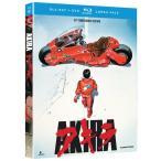 AKIRA 劇場版 BD+DVD (124分収録 北米版 24 Blu-ray ブルーレイ)