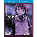 Serial Experiments Lain 廉価版 BD+DVD 全13話 325分収録 北米版