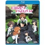 ガールズ&パンツァー OVA版 BD 全6話 74分収録 北米版