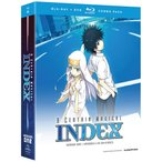 とある魔術の禁書目録 第1期 BD+DVD (全26話 600分収録 北米版 21 Blu-ray ブルーレイ)