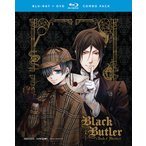 黒執事 Book of Murder OVA版 BD+DVD (全2話 123分収録 北米版 07 Blu-ray ブルーレイ)