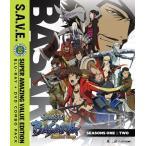 戦国BASARA 第1期+第2期 SAVE版 BD+DVD (全12話(+未放送1話)+全12話+OVA1話 650分収録 北米版 21 Blu-ray ブルーレイ)