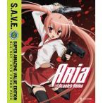 緋弾のアリア SAVE版 BD+DVD 全13話 325分収録 北米版