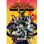 僕のヒーローアカデミア 第1期 BD + DVD 全13話 325分収録 北米版