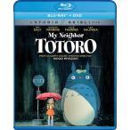 となりのトトロ 劇場版 BD+DVD 88分収録 北米版