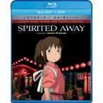 千と千尋の神隠し 劇場版 BD+DVD 125分収録 北米版