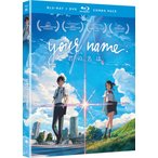 君の名は。 劇場版 BD+DVD 107分収録 北米版