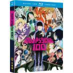 モブサイコ100 通常版 BD+DVD 全12話 300分収録 北米版