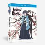 刀剣乱舞 花丸 第1期 BD+DVD 全12話 300分収録 北米版