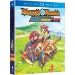 モンスターハンターストーリーズ RIDE ON 第1期 1 BD+DVD 01-12話 300分収録 北米版