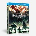 進撃の巨人 第2期 BD+DVD 全12話 300分収録 北米版