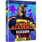 僕のヒーローアカデミア 第2期 1 BD+DVD 13.5-25話 325分収録 北米版