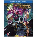 ニンジャバットマン 劇場板 BD+DVD 135分収録 北米版
