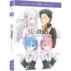 Re:ゼロから始める異世界生活 第1期 1 BD+DVD 01-12話 325分収録 北米版
