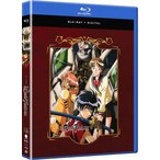 天空のエスカフローネ TV版 BD+DVD 全26話 650分収録 北米版