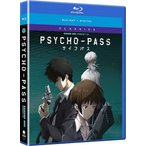 PSYCHO-PASS 第1期 Classics BD 全22話 550分収録 北米版