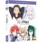 Re:ゼロから始める異世界生活 第1期 2 BD+DVD 13-25話 325分収録 北米版
