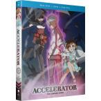 とある科学の一方通行 BD+DVD 全12話 300分収録 北米版