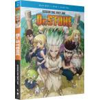 ドクターストーン 第1期 1 BD+DVD 全12話 300分収録 北米版